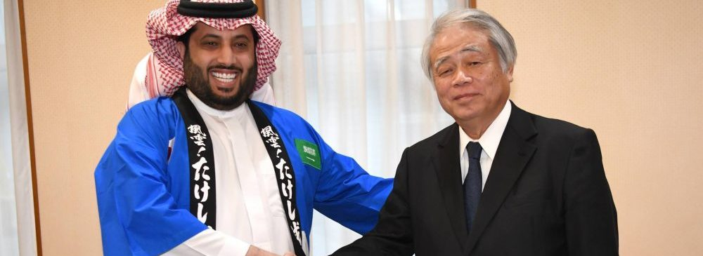 TBS、『風雲!たけし城』のサウジアラビアでの現地制作に基本合意
