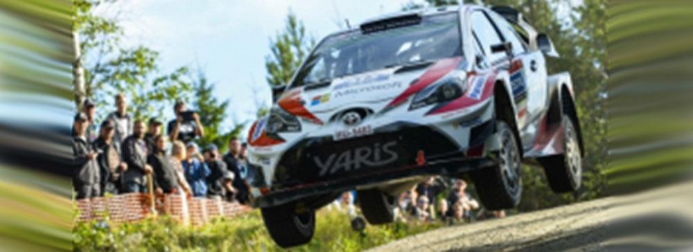 J SPORTS『WRC世界ラリー選手権2018』全戦放送とLIVE配信を実施