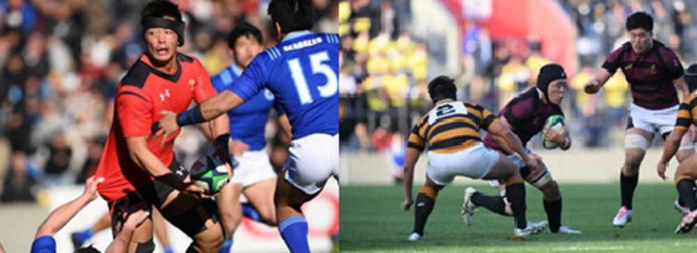 J SPORTS、大学ラグビー「関東大学春季大会」の注目試合を配信