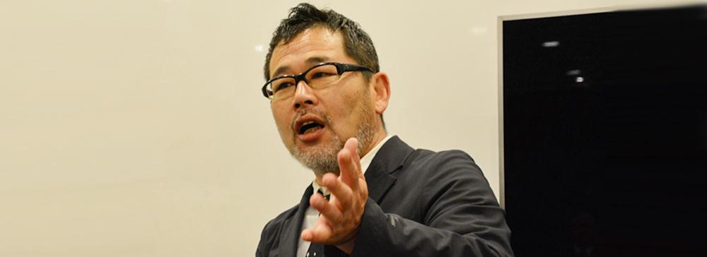 """""""水どう""""藤村Dも登壇!テレビは「PRに最適な拡声器」<シェイク!>【前編】"""