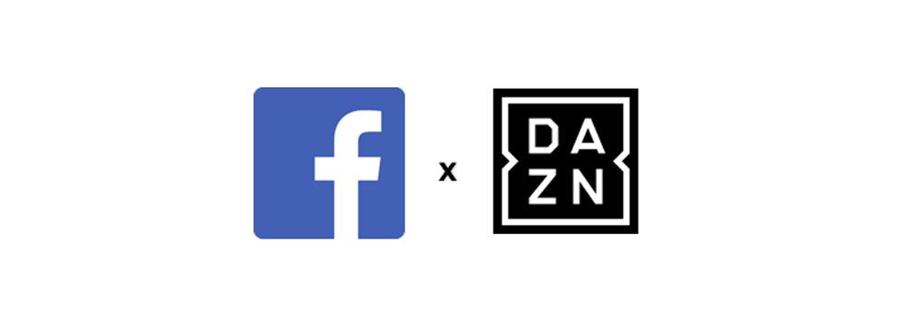 DAZN、J2、J3リーグの試合をFACEBOOKでライブ配信