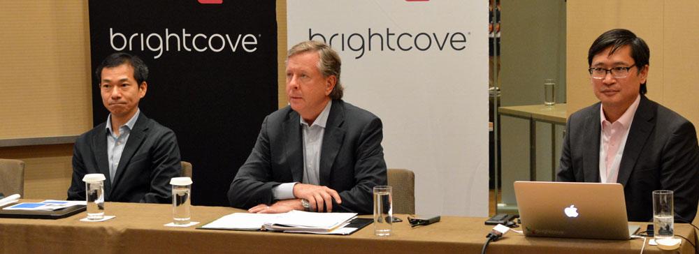 動画サービスの技術面をサポートするブライトコーブ 業界トレンドを語る<Brightcove PLAY レポート>