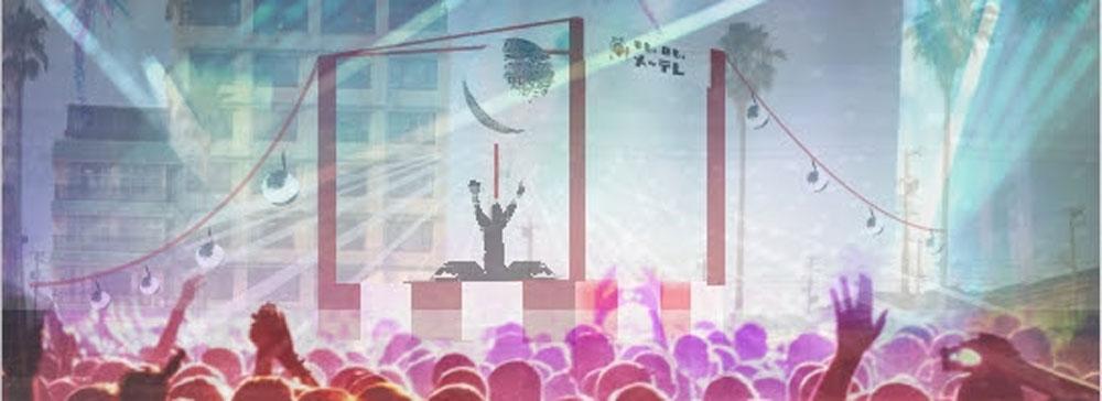 メ~テレ、伝統ある花火大会をバックアップ!「盆踊り」と「音楽」を融合