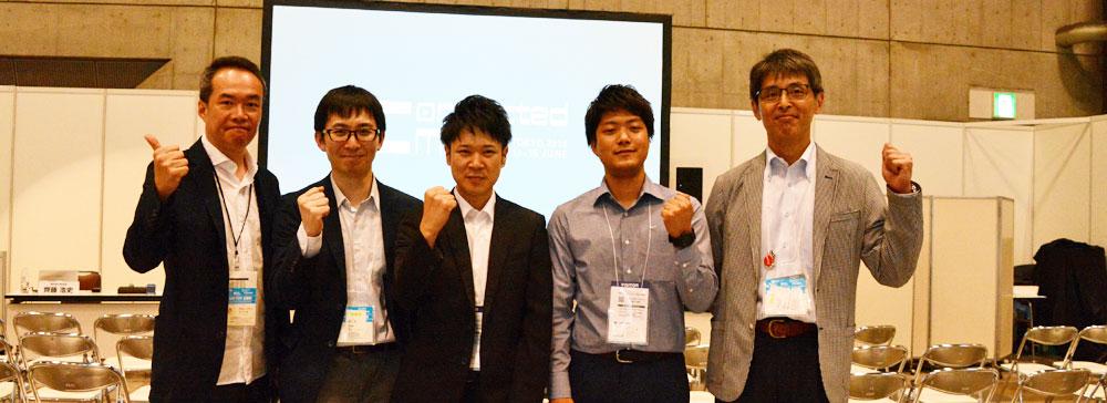 マル研若手メンバー考案「もしも僕たちが、今テレビを発明するなら?」~Connected Media Tokyo 2018