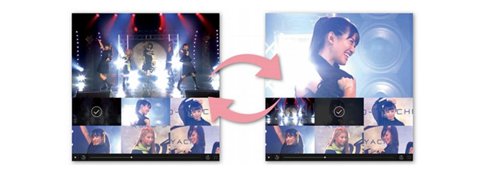 メ~テレ、「黒鯱スタジオライブ」をマルチアングルで配信