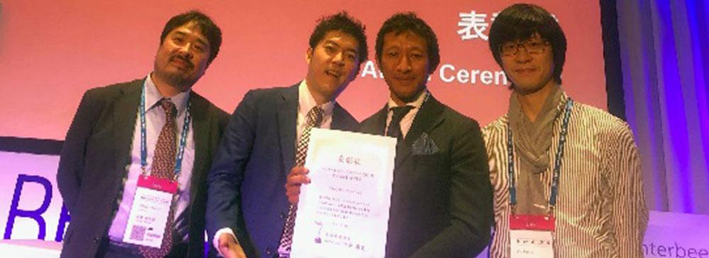 読売テレビ「鳥人間コンテスト VR」ルミエール・ジャパン・アワード2018で特別賞受賞