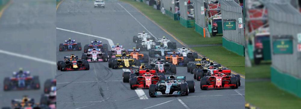 フジテレビ NEXT「F1 グランプリ」をスカパー! で4K放送