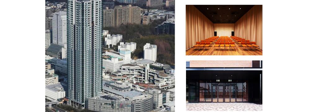 YTV、新たな街区「SENRITO」が3月1日に完成