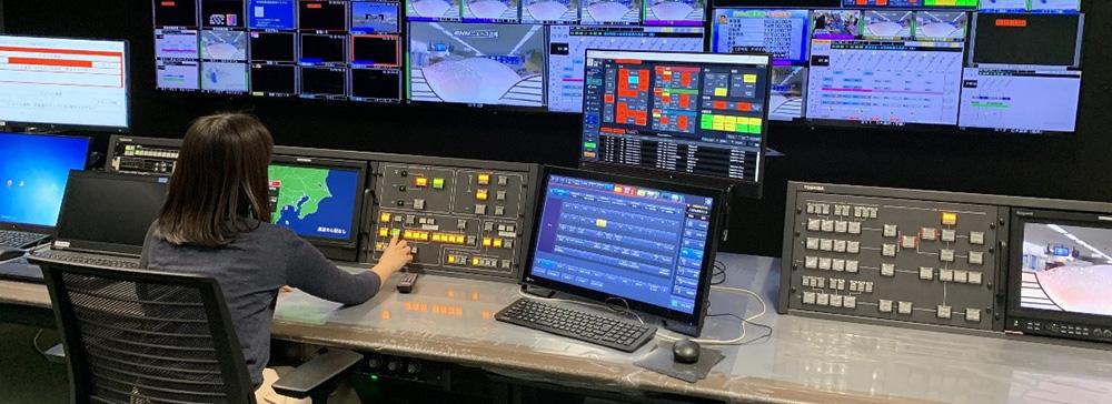 日本の地上波で初の取り組み!フジテレビ、クラウドサービスを活用した新「送出マスター」を稼働