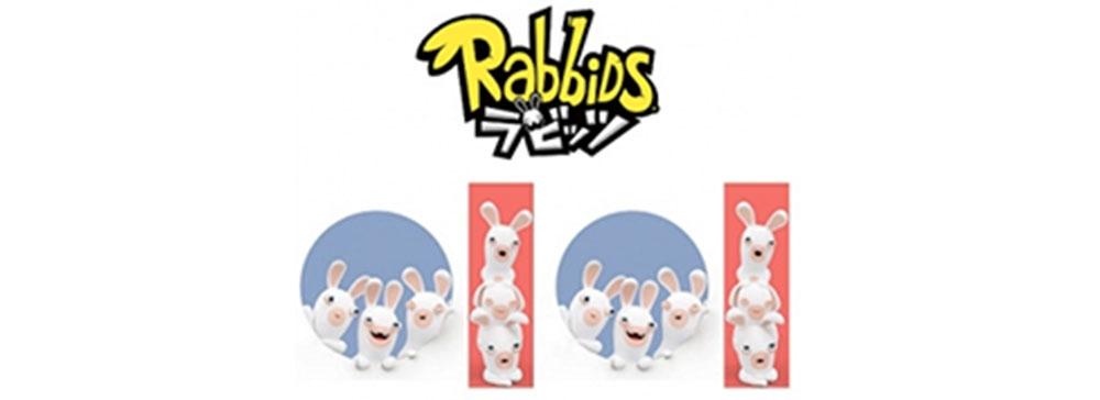 テレ東コム、人気キャラクター「ラビッツ」日本初のPOP UP SHOPをオープン