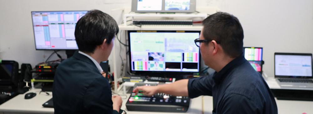 100万視聴を生み出すライブ配信設備「ほこら」に潜入~FNN.jpプライムオンラインのシステム設計~(中編)