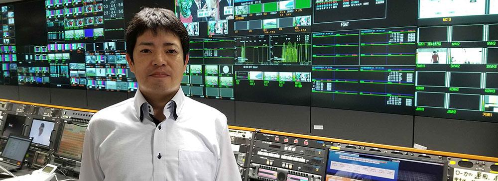 フジテレビ、新SNGシステム開発で日本民間放送連盟賞・技術部門の最優秀賞を受賞