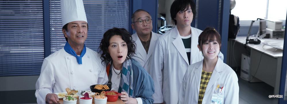 テレビ朝日、『科捜研の女』の「ルヴァンプライム」特別CMを放送 若村麻由美&石井一彰が出演