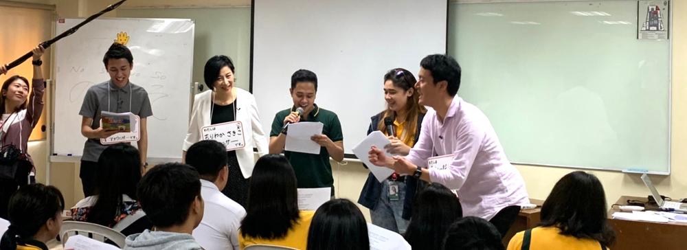 学研プラス×読売テレビ×JTBの3社が協働 日本語の特別授業をフィリピンで実施
