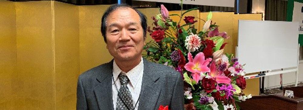 メ~テレ元技術局次長・下村兼敏氏が「第52回電気通信産業功労賞」を受賞