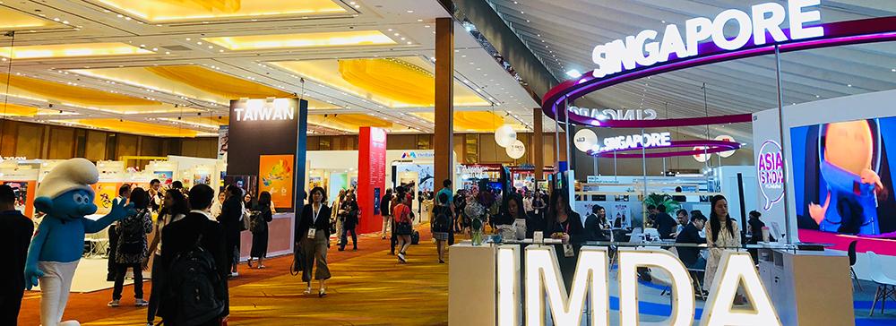 世界第2位の動画配信市場規模に拡大するアジアに注目~シンガポールATF2019レポート【前編】
