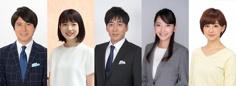 在京民放キー局5社ほか、東京オリンピック民放共同企画「一緒にやろう2020」実施