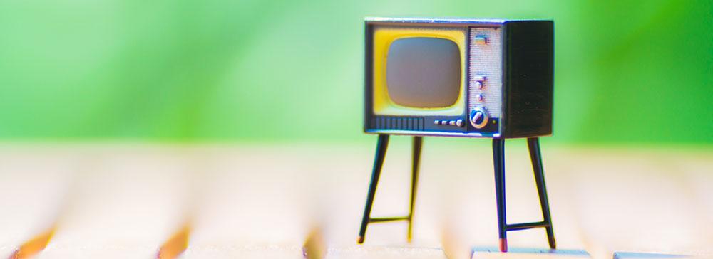 """生活者と「映像コンテンツ」の""""いま・これから""""【第七回】〜「テレビを見る」って何を見る?"""