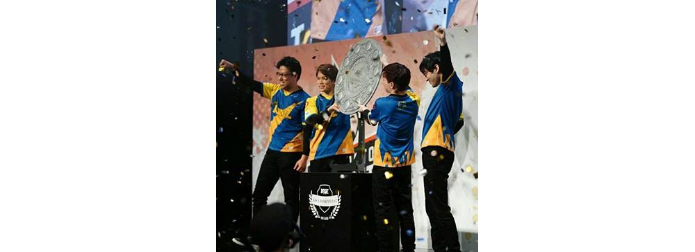 日本テレビ傘下のプロeスポーツチーム「AXIZ」カード部門、Shadowverse年間王者に輝く