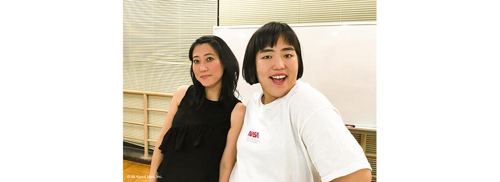 WEB動画番組『友近ゆりやんの時間』が地上波進出 4月から日本テレビにて放送